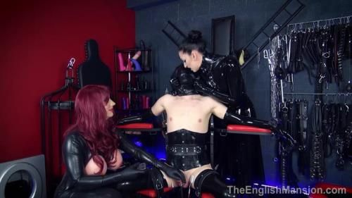 Cybill Troy, Dominant Dolly, Miss Jade Jones - Overwhelming Double Domme - Complete Film