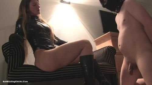 Mistress Isabella - Her Way To Punish Slaves