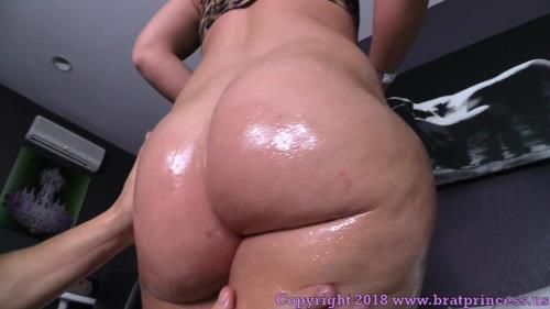 Savannah Pov - Oil It Up And Cum Hard For My Juicy Booty