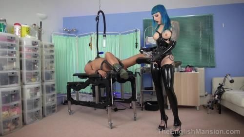 Mistress Bliss - Plugged In Specimen - Part 3