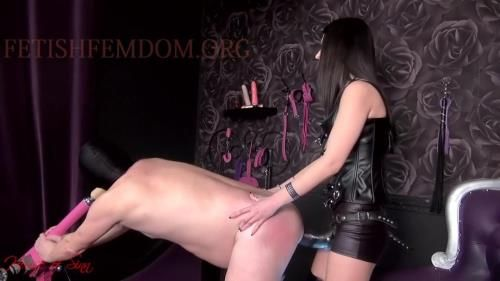 Mistress Lexa - Nothing Is Too Big For Your Slutty Ass