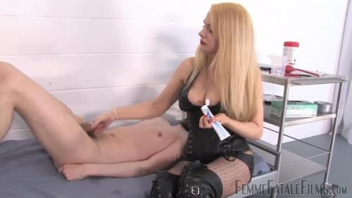 Mistress Eleise De Lacy - Anal Embarrassment - Complete Film
