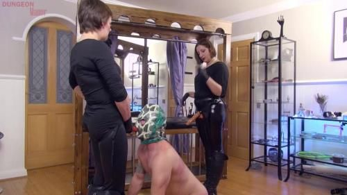 Governess Ely - Impotent Loser Turns Cockwhore