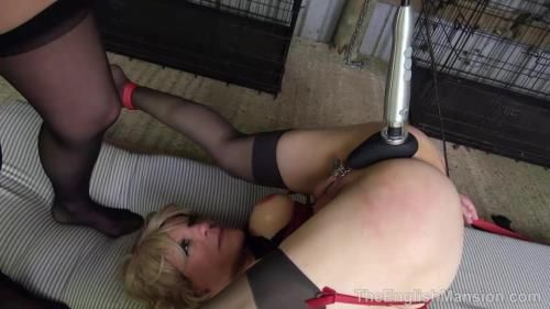 Bound Maid Sharon, Mistress Sidonia - The Perils Of Captive Candy Pt2 - Part 3