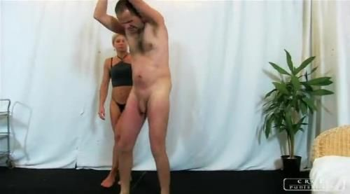 Lady Zita - Severe Femdom - Lack Of Air And Hurting Cock Full Version