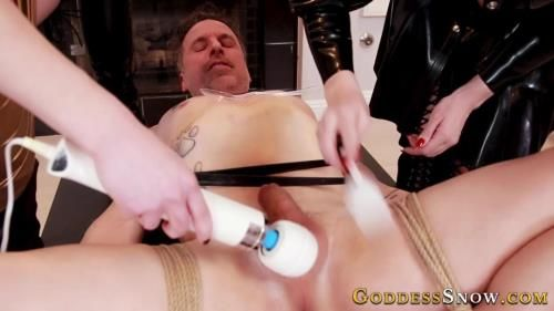 Double Domme Trouble With Raevyn Rose