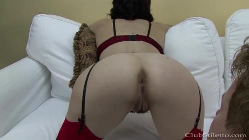 Countess Isabella - Isabellas Pussy And Ass Cleaner