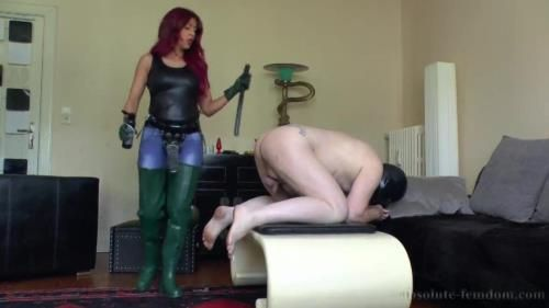 Mistress An Li - Whipped Into Total Surrender, Part 2
