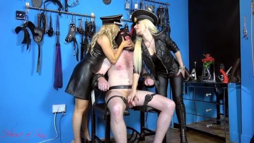 Mistress Courtney, Miss Sarah - Breaking Under Pressure