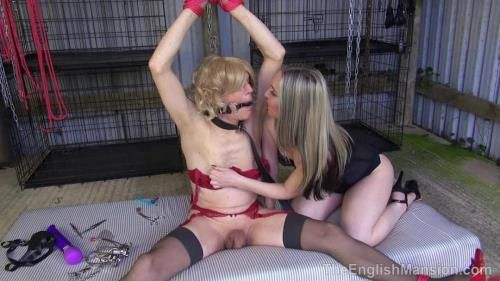 Bound Maid Sharon, Mistress Sidonia - The Perils Of Captive Candy Pt3 - Part 2