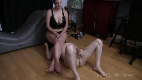 Mistress Irene - Im In Charge Little Man - Beg For My Ass