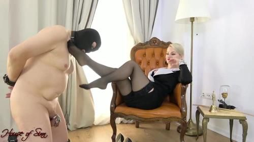 Miss Sarah - The Stockings Perfection Revealed
