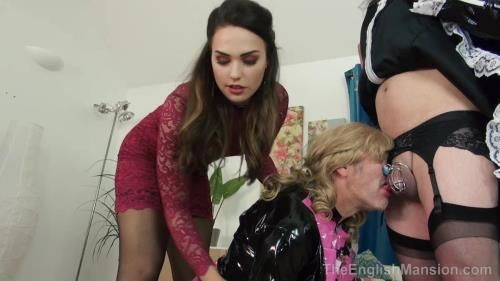 Goddess Serena - Maid To Earn Money Pt2 - Part 2