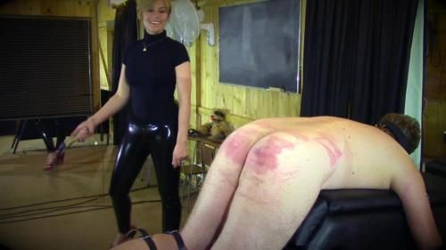 Mistress Baton Belting