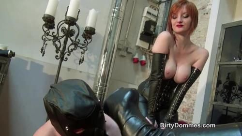 Mistress Zara Durose, Fetish Liza - Suck Cock For Your Goddesses
