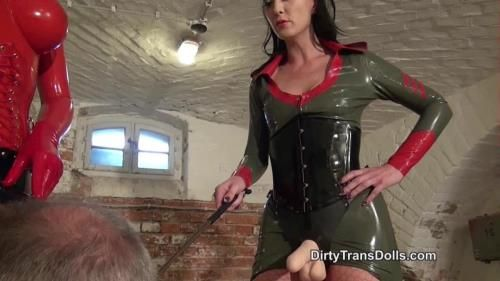 Fetish Liza, Kylie Marilyn - Latex Strap-On Bitches Part 2