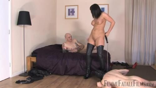 Mistress Carly - Carlys Cuckold - Complete Film