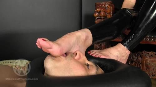 Trapped Foot Slave Wl1413