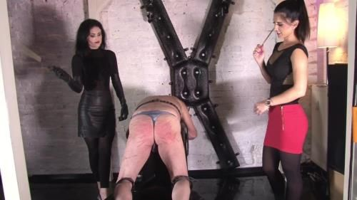 Goddess Blackdiamoond - Fear The Cane