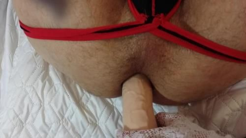 Stewardess Fucking Guy With Strapon