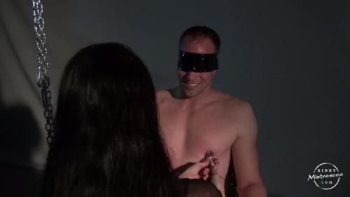 Mistress Susi - The Interrogation Of The Sectret Agent