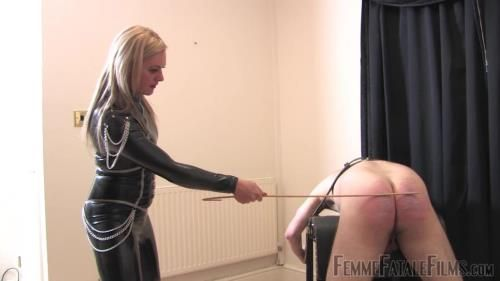 Mistress Athena - Caned And Smoked - Complete Film