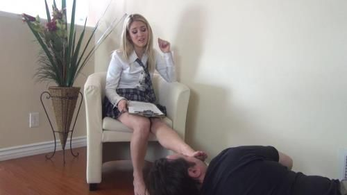Princess Cindi - The School Girl And The Loser