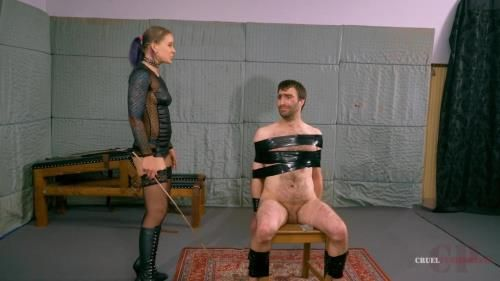 Mistress Anette - Severe Femdom - Mighty Strokes Part3