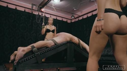 Mistress Nina, Mistress Anette - Severe Femdom - Used By Two Mistresses - Part 3
