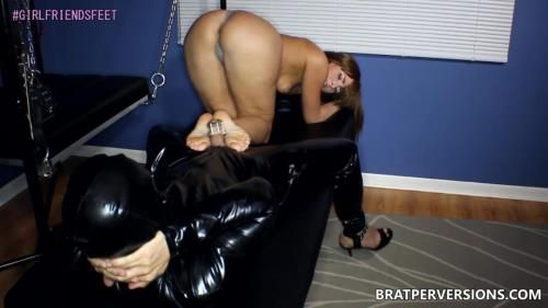 Goddess Helena - Milked By Goddess Feet