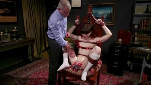 Natalie Mars, Dale Savage - Schoolgirl Snitch: Natalie Mars Punished And Fucked By Headmaster