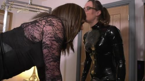 Goddess Serena, Mistress Krush - Anal Slut Part 1