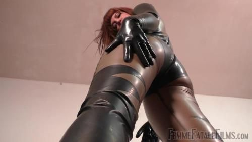 Miss Zoe - Lusting Over Latex - Super Hd - Complete Film