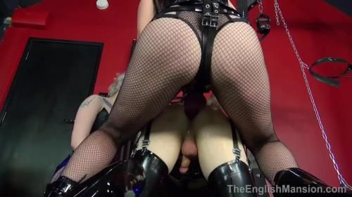 Miss Jade Jones, Miss Marilyn, Mistress Inka - Virgin Drilled For First Cock - Complete Film