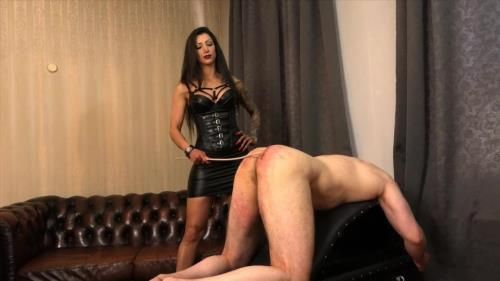 Domina Charlize - 6 Canings In 24 Hours