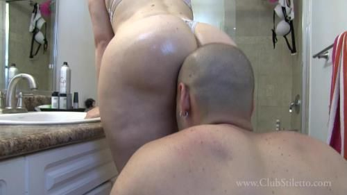 Mistress Irene - I Think I Could Really Use A Butt Massage