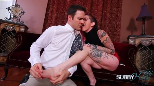 Sully Savage Trains A Cuckie Part 1 - Foot Worship