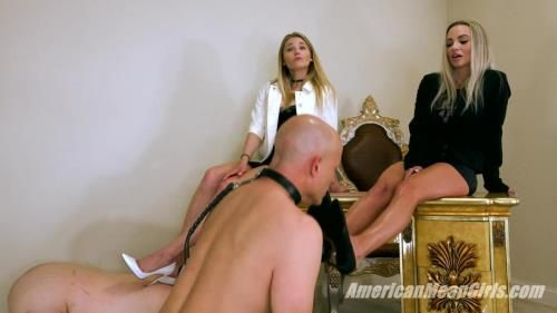 Goddess Platinum, Princess Amber - The Family Business