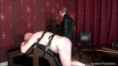 Liza - Caned For A Confession