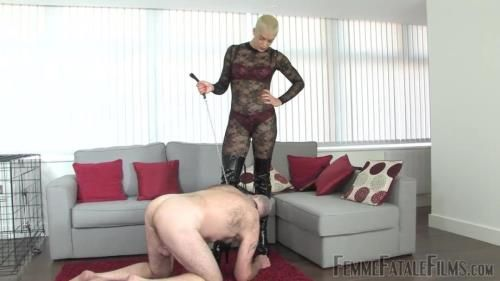 The Hunteress - Tongue For Boots - Part 1-2