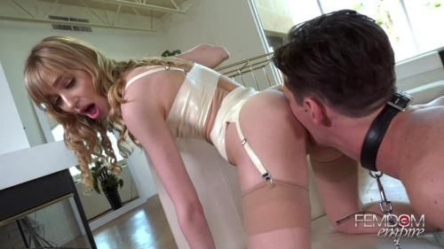 Mistress Mackenzie - Enslaved By Young Pussy