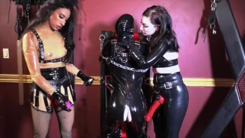 Gimped Against The Wall (Cybill Troy And Goddess Tangent)