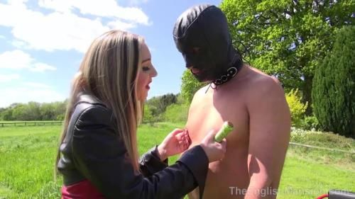 Mistress Regina, Mistress Sidonia - Ridden And Whipped - Part 1