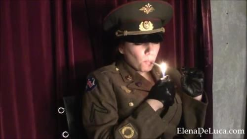 Elena De Luca - Smoking General Pov