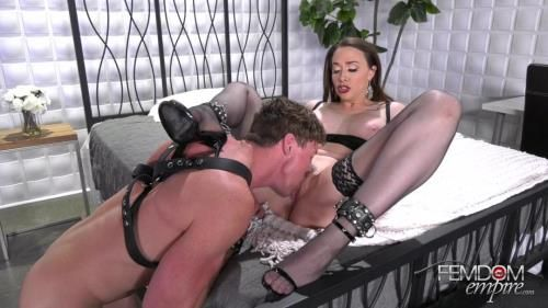 Mistress Chanel - On-Demand Boy-Toy