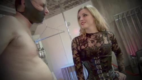 Breaking Down Your Manhood. One Harsh Slap At A Time Starring Mistress Renee Trevi