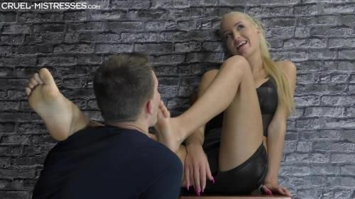 Mistress Ariel - Ariels Perfectly Soft Soles