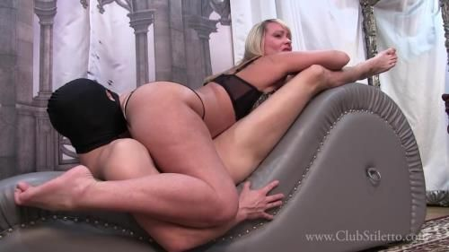 Mistress Kandy - I Promised You Some Big Juicy Farts