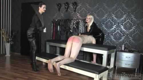 Mistress Heather, Lady Victoria Valente - Officers Fodder - Complete Film