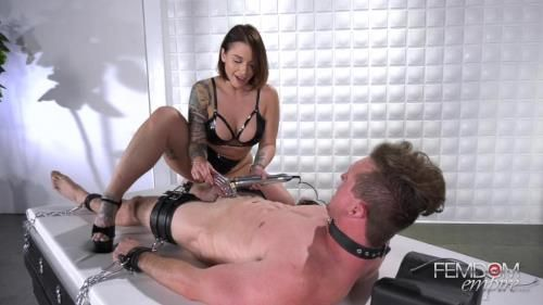 Mistress Ivy - Caged Desires